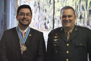 Presidente da Cruz Vermelha Brasileira é homenageado em solenidade pela Associação dos Ex-Combatentes do Brasil e pela Associação Brasileira das Forças Internacionais (6)