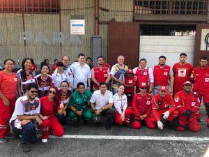 Cruz Vermelha Brasileira atua no Círio de Nazaré com mais de 4 mil voluntários (1)
