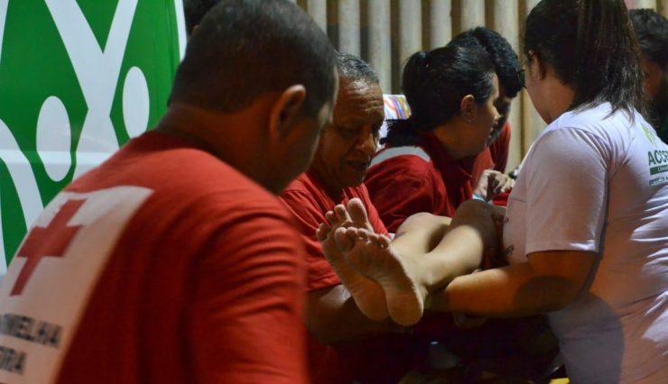 Cruz Vermelha Brasileira atua no Círio de Nazaré com mais de 4 mil voluntários (3)