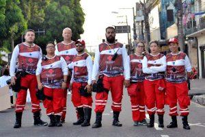 Cruz Vermelha Brasileira atua no Círio de Nazaré com mais de 4 mil voluntários (4)