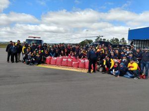 Grupo Deutsche Post DHL treina voluntários da Equipe de Resposta a Desastres no Brasil (1)