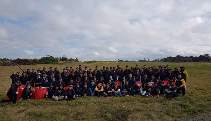 Grupo Deutsche Post DHL treina voluntários da Equipe de Resposta a Desastres no Brasil (2)
