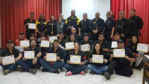 Grupo Deutsche Post DHL treina voluntários da Equipe de Resposta a Desastres no Brasil (3)