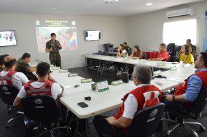 Cruz Vermelha Brasileira acerta detalhes para apoio a interiorização da Operação Acolhida (1)
