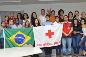 Cruz Vermelha Brasileira acerta detalhes para apoio a interiorização da Operação Acolhida (2)