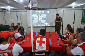 Cruz Vermelha Brasileira acerta detalhes para apoio a interiorização da Operação Acolhida (5)