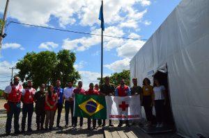 Cruz Vermelha Brasileira acerta detalhes para apoio a interiorização da Operação Acolhida (6)