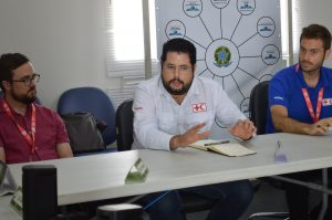 Cruz Vermelha Brasileira acerta detalhes para apoio a interiorização da Operação Acolhida (7)