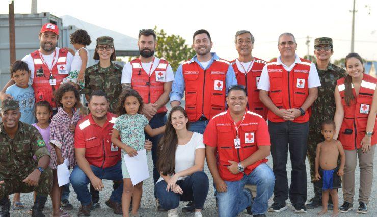 Cruz Vermelha Brasileira acerta detalhes para apoio a interiorização da Operação Acolhida (9)
