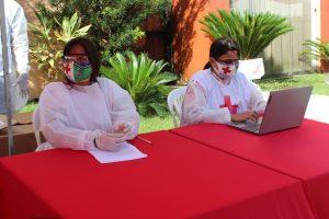 Cruz Vermelha Brasileira Inicia Atividades No Amapá (1)