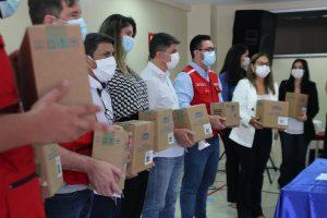 Cruz Vermelha Brasileira e Sesc Amapá assinam acordo de cooperação técnica (2)