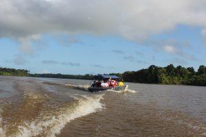 Cruz Vermelha Brasileira promove ação em comunidade ribeirinha (1)