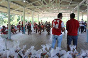 Cruz Vermelha Brasileira promove ação em comunidade ribeirinha (8)