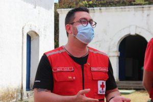 Cruz Vermelha Brasileira promove ação para os voluntários em Macapá (1)