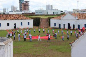 Cruz Vermelha Brasileira promove ação para os voluntários em Macapá (3)