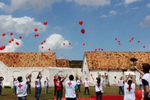 Cruz Vermelha Brasileira promove ação para os voluntários em Macapá (4)