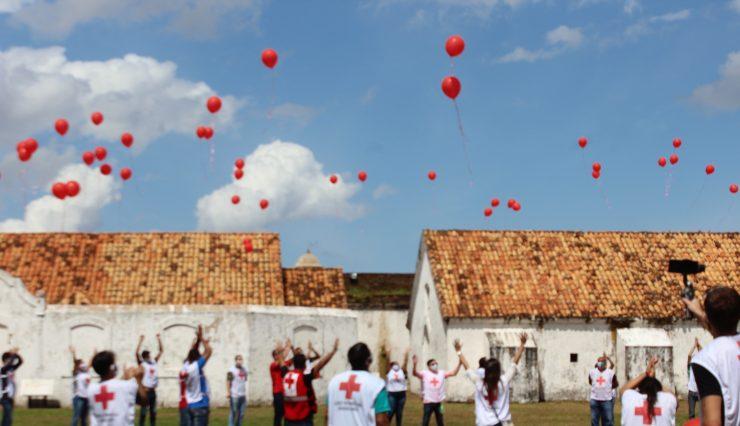 Cruz Vermelha Brasileira promove ação para os voluntários em Macapá (5)