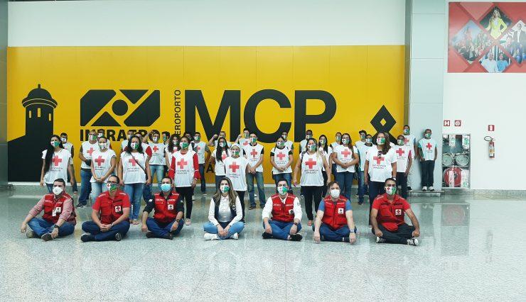 Cruz Vermelha Brasileira reforça apoio ao Amapá (1)