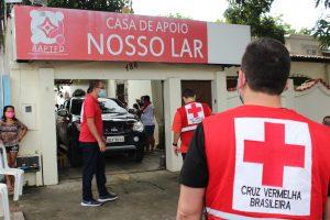 Mais um dia de ajuda humanitária promovido pela Cruz Vermelha Brasileira no Amapá (1)