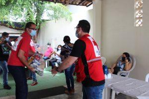 Mais um dia de ajuda humanitária promovido pela Cruz Vermelha Brasileira no Amapá (2)