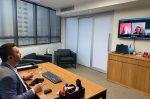 Novo escritório de Brasília promove encontro virtual com o Comitê Internacional da Cruz Vermelha