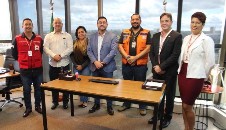 Novo escritório de Brasília promove encontro virtual com o Comitê Internacional da Cruz Vermelha (2)