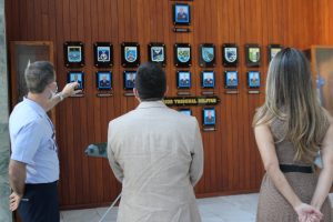 Presidente Nacional da Cruz Vermelha Brasileira cumpre agenda oficial em Brasília (1)