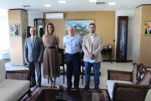 Presidente Nacional da Cruz Vermelha Brasileira cumpre agenda oficial em Brasília (2)