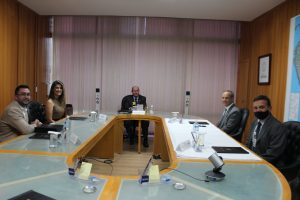 Presidente Nacional da Cruz Vermelha Brasileira cumpre agenda oficial em Brasília (3)