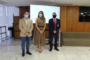 Presidente Nacional da Cruz Vermelha Brasileira cumpre agenda oficial em Brasília (6)