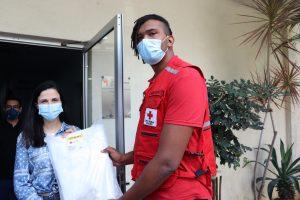 Campanha da Cruz Vermelha Brasileira contra o coronavírus no Espírito Santo doou milhares de itens a população (2)