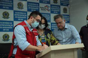 Convênio firmado com a Cruz Vermelha Brasileira beneficiará quebradeiras de coco no MA (2)