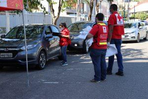 Cruz Vermelha Brasileira inicia atividades de combate ao coronavírus no Espírito Santo (1)