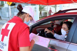 Cruz Vermelha Brasileira inicia atividades de combate ao coronavírus no Espírito Santo (2)