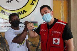 Cruz Vermelha Brasileira segue na Operação Amapá (1)