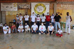 Cruz Vermelha Brasileira segue na Operação Amapá (2)