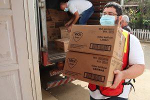 Em mais um dia de atividades no Espírito Santo, Cruz Vermelha Brasileira promove orientação de educação em saúde para crianças (5)