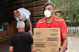 Em mais um dia de atividades no Espírito Santo, Cruz Vermelha Brasileira promove orientação de educação em saúde para crianças (6)