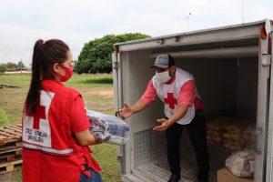 Presidente da Cruz Vermelha Brasileira acompanha o envio de ajuda humanitária para Roraima (3)