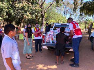 Mais de 110 mil itens serão doados pela Cruz Vermelha Brasileira na Bahia (3)