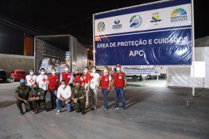 Mais de 12 mil pessoas são beneficiadas pela Cruz Vermelha Brasileira em Roraima (5)