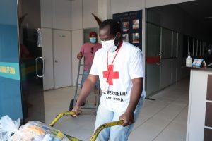 Mais de 12 mil pessoas são beneficiadas pela Cruz Vermelha Brasileira em Roraima (6)
