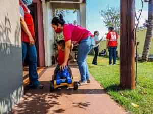 Migrantes recebem workshop do Órgão Central da Cruz Vermelha Brasileira em Mato Grosso do Sul (1)