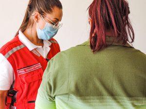 Migrantes recebem workshop do Órgão Central da Cruz Vermelha Brasileira em Mato Grosso do Sul (4)